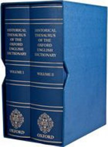 historical thesaurus