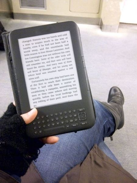 E-Books in the Digital World