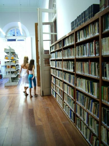 Public Libraries Under Threat