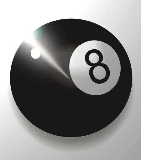Blogging Behind The 8-Ball