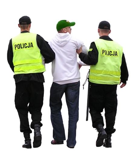Fiction Writer Arrested
