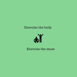 Exercise the muse (1)