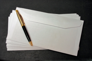 Letters to the Living