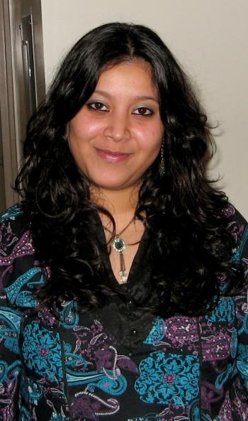 Geetanjali Mukherjee - Author