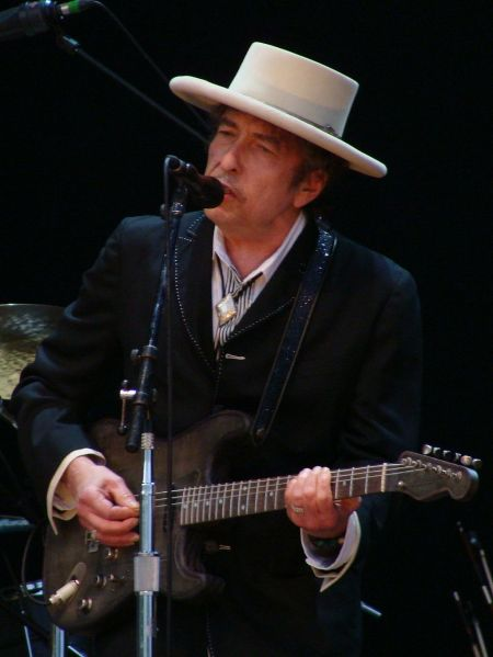 Bob Dylan - azkena rock festival 2010