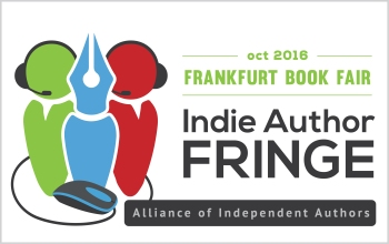 Frankfurt Book Fair ~ Indie Author Fringe