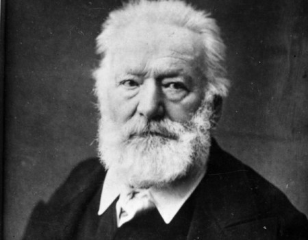 Victor Hugo, author of Les Misérables