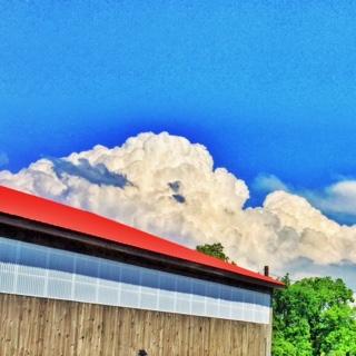 Ascot Clouds