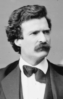 Mark Twain - Author