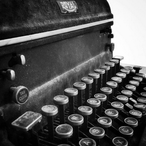 typewriter love 1