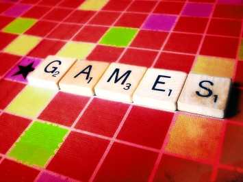 Writing and Games