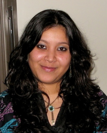 Geetanjali Mukherjee - Author