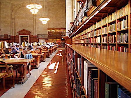 In Praise of #Libraries