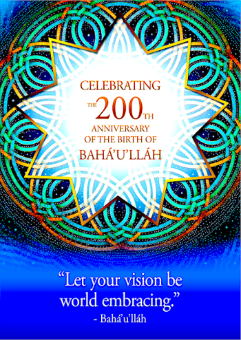 200th Birthday of Baha'u'llah