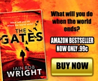 The Gates - Iain Rob Wright